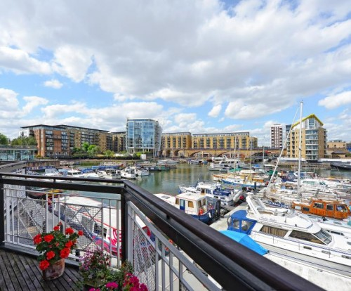 Limehouse Marina