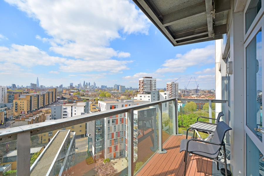 Iona Tower Ross Way Limehouse E14