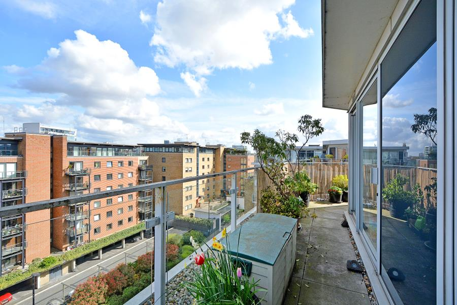 Ionian Building Narrow Street Limehouse E14