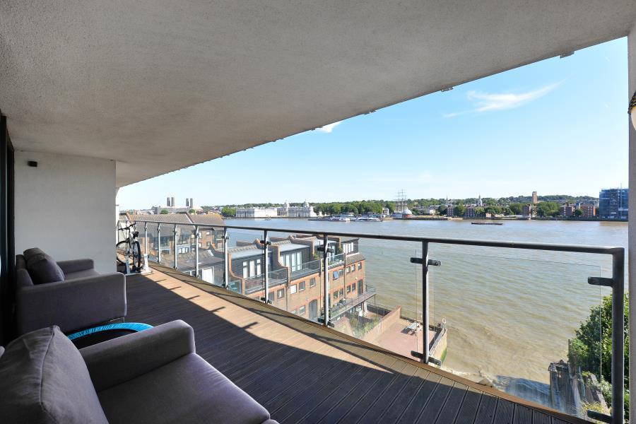 Boatyard Apartments Ferry St E14