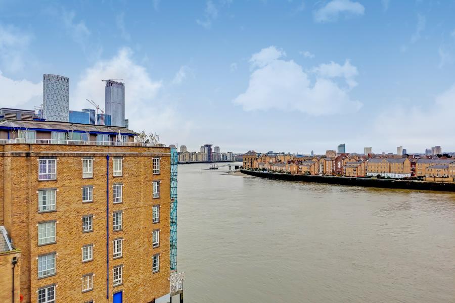 Victoria Wharf Narrow Street Limehouse