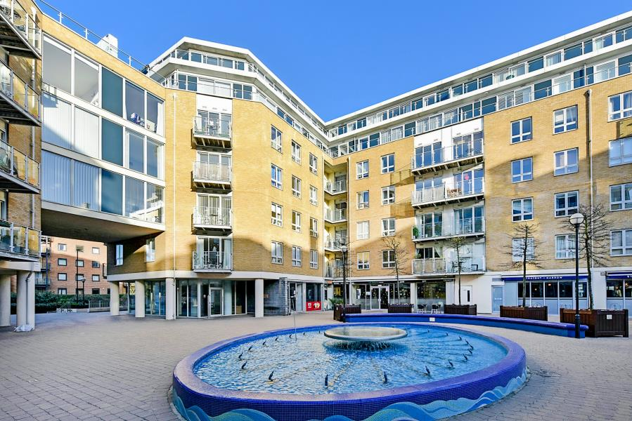 Adriatic Building Narrow Street Limehouse E14
