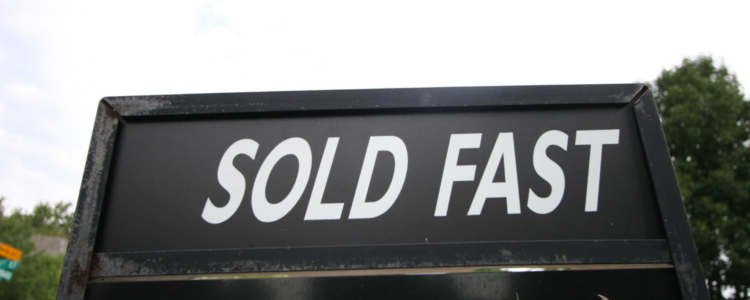 Houses Are Sold Faster After the COVID-19 Lockdown