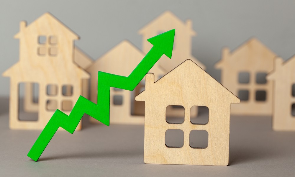 Property prices RISE at fastest rate on record!